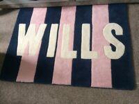 Jack wills rug