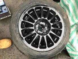 """Team dynamics 4x108 15"""" new tyres"""
