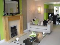 Lovely detached home in Oldmeldrum, fully furnished. Easy commute to Dyce, B of Don, Abdn