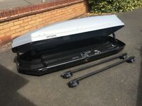 Halfords 360l Roof Box SOLD