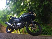 Honda CBF123