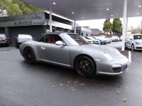 Porsche 911 3.8 ( 385bhp ) 4X4 PDK 2009MY Carrera 4 S /1ST CLASS EXAMPLE/ SUPERB DRIVING EXPERIENCE!