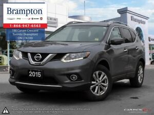 2015 Nissan Rogue SV | AWD | TRADE-IN | CLEAN CARPROOF | HEATED