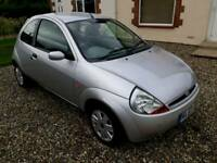 Ford, KA Style 1.2/ one former owner, MOT until October, will do one year MOT if £100 deposit.