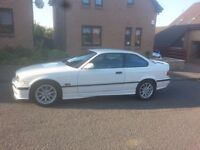 BMW 3 Series Coupe E36 318is M Sport Body Kit Z4 Alloys, 1 year MOT, 1995 (private reg not included)