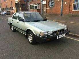 CLASSIC HONDA ACCORD 1984 A REG 1.8 WITH 36600 MILES SALOON