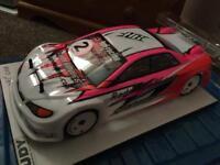 Rc 1/10 touring car TCXX