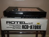 ROTEL RCD-970BX - Compact disk player