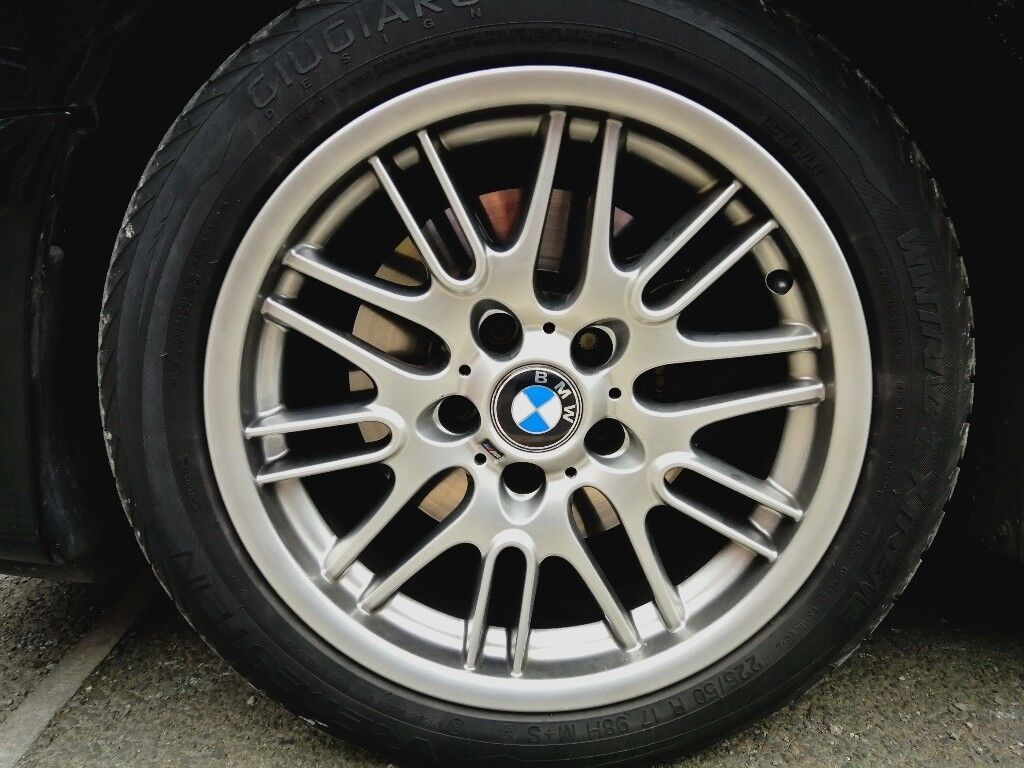 5x120 BMW alloys