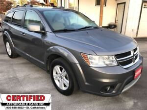 2012 Dodge Journey SXT ** BLUETOOTH, BACKUP SENSORS, CRUISE **