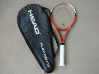 Head Flexpoint Radical Tennis Racquet - FXP Team Tennis Racket