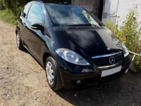 Mercedes A150 Petrol 5-Speed.'55 Reg. Very tidy. Full MD service history. First to see will buy!