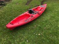 Sit on top kayak - Wilderness Tarpon 120