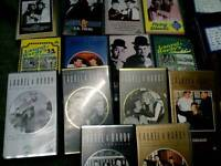 Laurel and hardy films (VHS VIDEO)