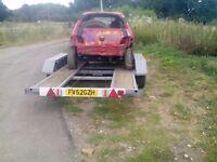 Car trailer £1000