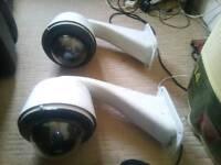 Pelco cctv ptz cameras