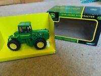 John Deere Metal Toy Tractor