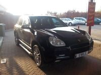 PORSCHE CAYENNE TURBO S FULLY REFURBISHED STUNNING CAR was £9950 now £8500