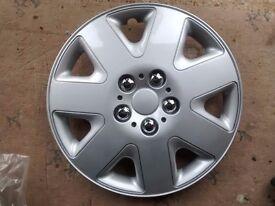 "New set of 14"" wheel trims"