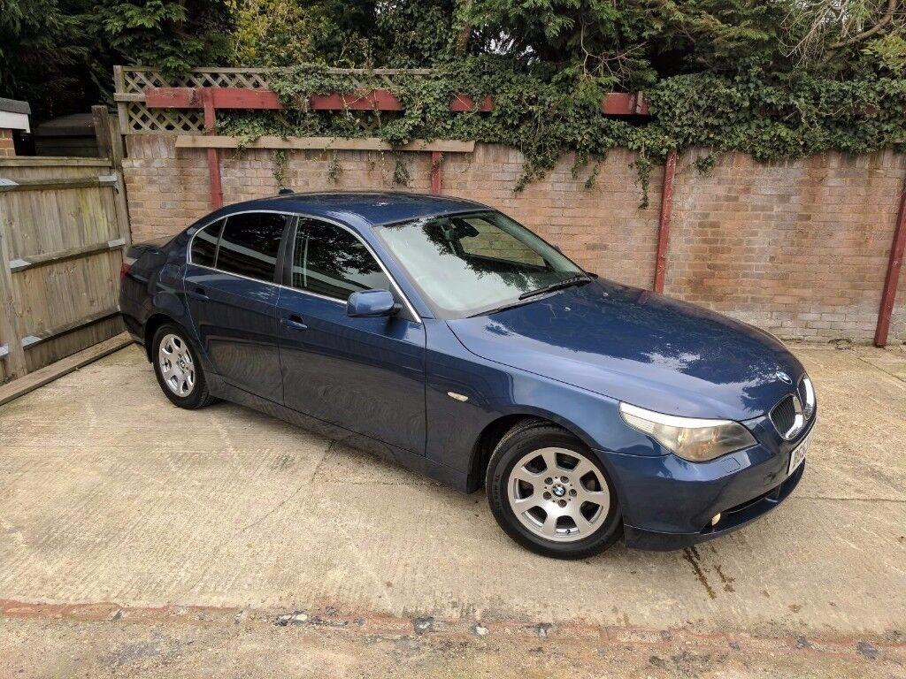 BMW 5 Series 2.5 525i SE 4dr 2003 (53 reg), Saloon