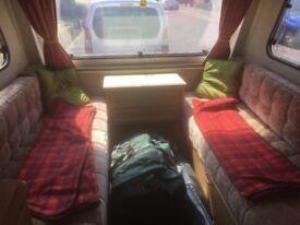 Compass Omega 4 berth caravan