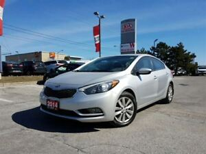 2014 Kia Forte LX+|SUNROOF|HEATED SEAT|CRUISE|BLUETOOTH|WARRANTY