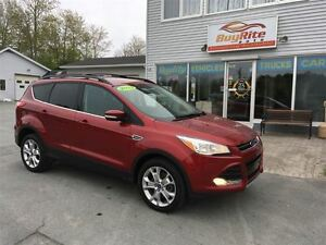 2013 Ford Escape SEL Eco boost AWD