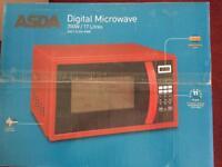 Brand new Microwave