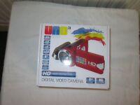 UNO3 DIGITAL VIDEO CAMERA IN BOX.