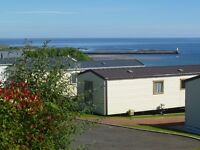 Two night breaks in October Luxury Caravan & Lodge Hire, Elm Bank Coastal Park, Berwick-upon-Tweed