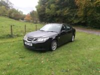 SAAB 93 TID NEW MODEL SAAB 9-3 DIESEL STUNNING CONDITION WITH FSH