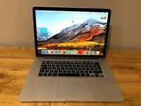 "Apple MacBook Pro 15"" Retina, 2.3Ghz Intel i7, 8GB Ram, 256GB SSD"