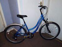 Halcyon 21 gear womens bike