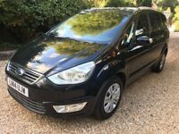 2014 AUTO** Ford Galaxy 2.0 TDCi Zetec Powershift - 7 Seater MPV - FSH - 1 Owner From New- AUTOMATIC