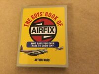 The Boys Book of Airfix by Arthur Ward