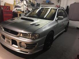 Subaru Impreza turbo classic wagon - sale only no px