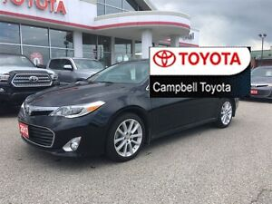 2013 Toyota Avalon LIMITED HEATED-COOLED LEATHER FRONT AND BACK