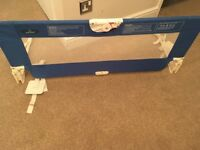 Baby start bed guard