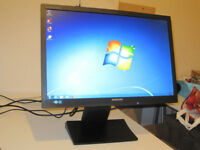 22 inch LED Widescreen Monitor