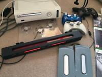 Xbox 360 and 19 games