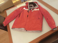 Peak Performance Red Ski Jacket