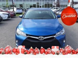 2016 Toyota Camry SE 2.5L Special Edition XM Radio+Toit Ouvrant