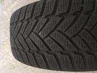 195 50 15 Dunlop winter tyre