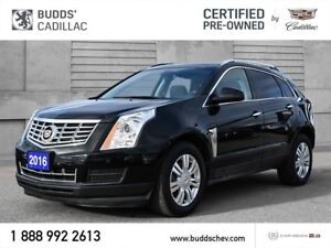 2016 Cadillac SRX Luxury Collection Certified Pre-Owned ,CLEA...