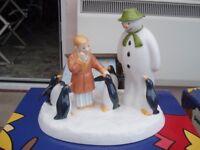 Penguin Pals Snowman Figure