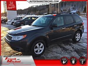 2010 Subaru Forester TOURING