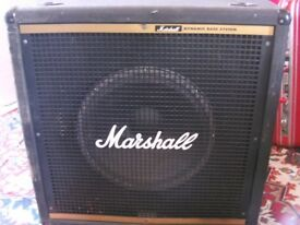 marshall 1 x 15