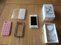 iPhone 5s gold like new