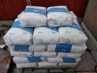 Cheap Natural hydraulic lime (NHL) 3.5 available for collection in London