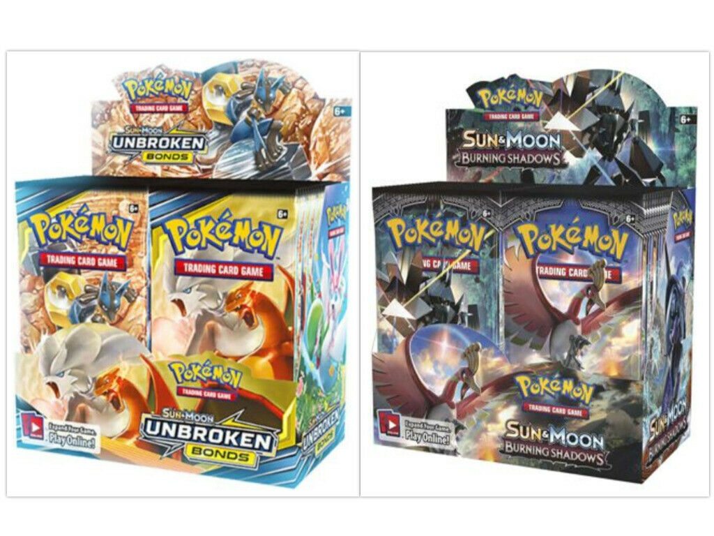 Sun and Moon Unbroken Bonds New Pack In Stock Pokemon TCG 1x Booster Pack